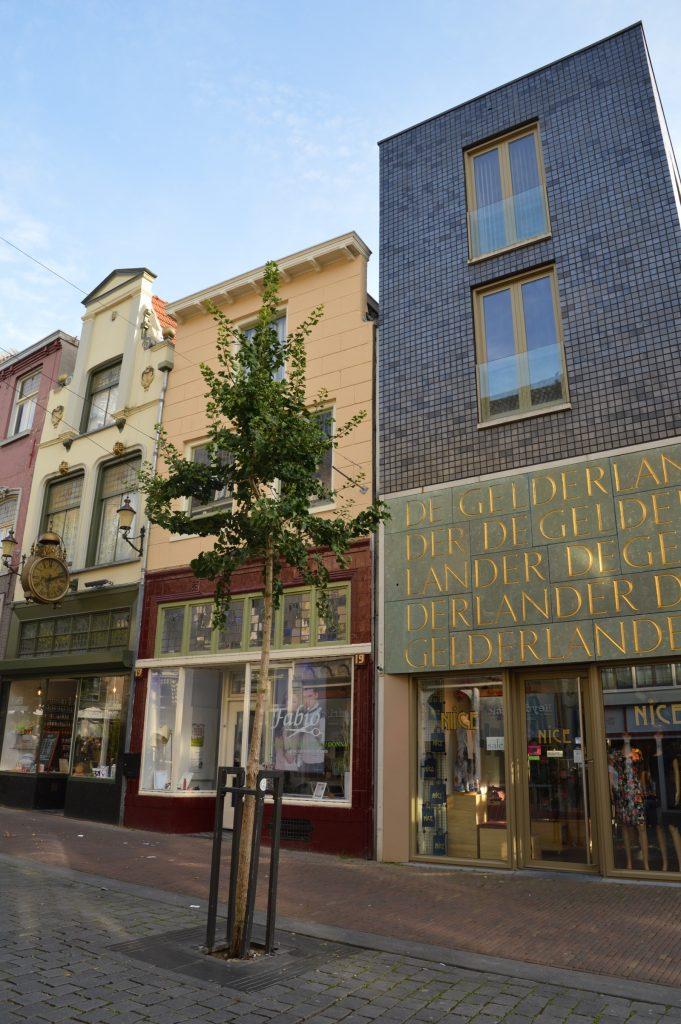Lange Hezelstraat, Nijmegen, the Netherlands