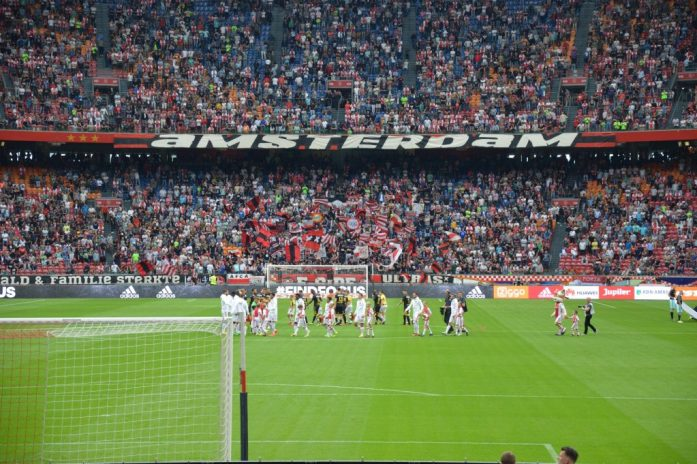 Ajax v Vitesse, Amsterdam ArenA, the Netherlands