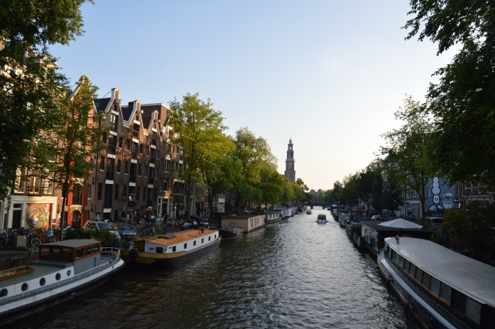 Prinsengracht, Amsterdam, the Netherlands