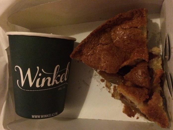 Apple cake from Winkel 43
