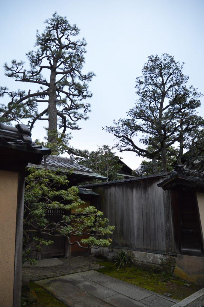 Nagamachi district, Kanazawa, Japan
