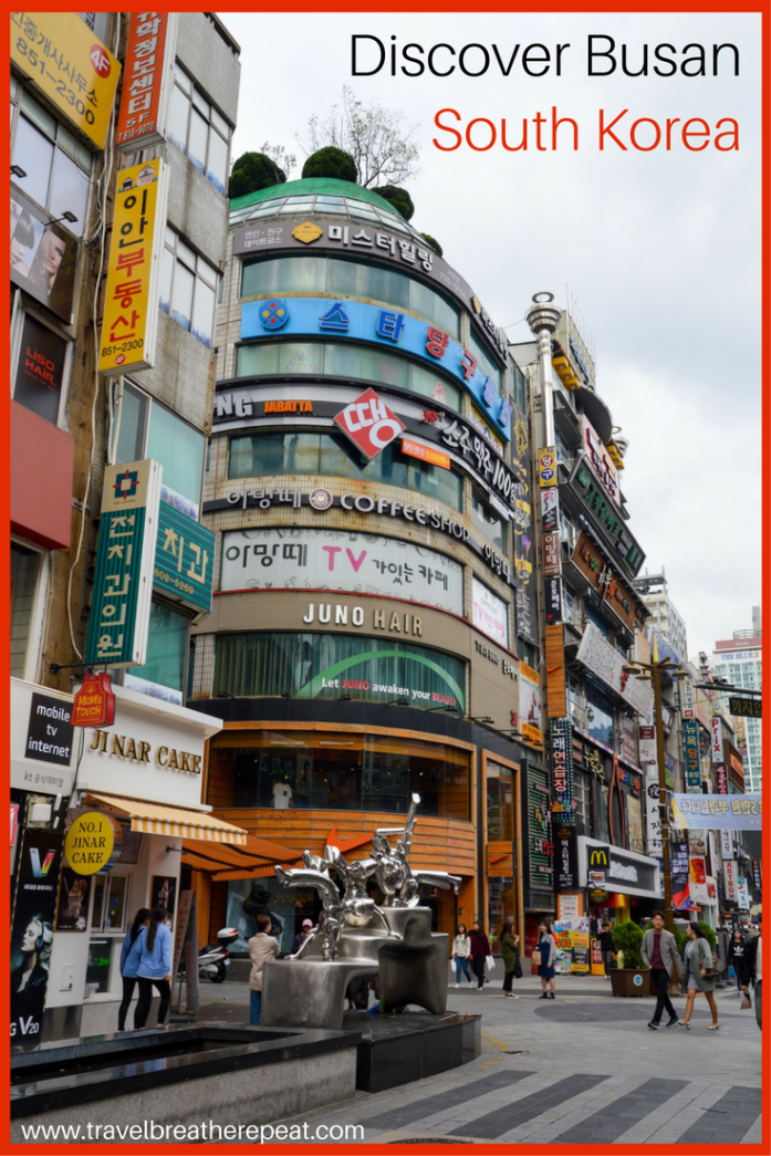 Discover Busan, South Korea