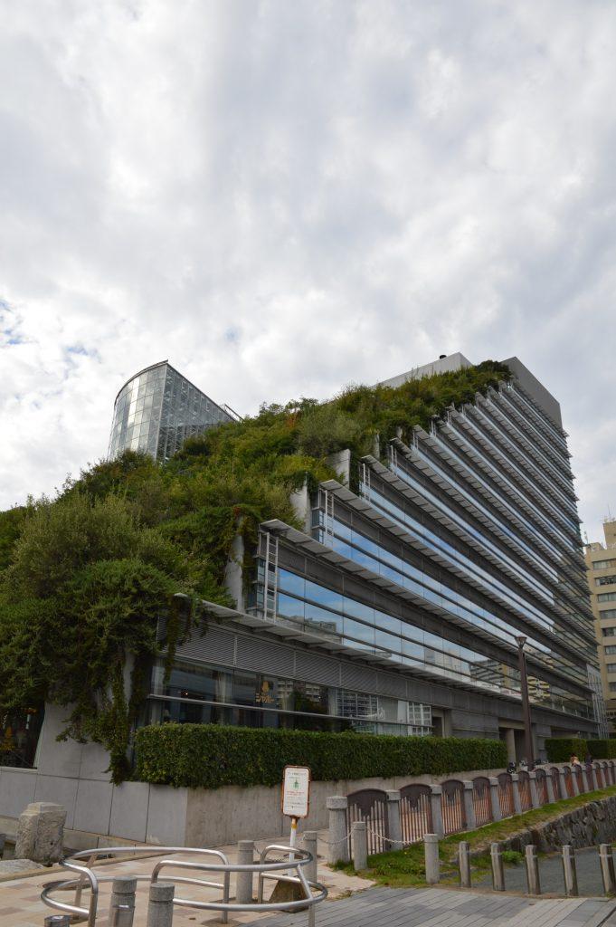 ACROS building, Fukuoka, Japan