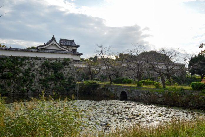 Fukuoka Castle Shiomi tower, Japan