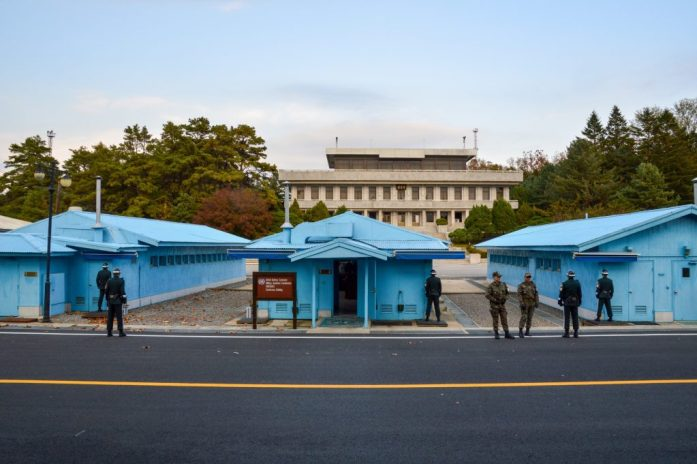 Conference rooms, JSA, DMZ