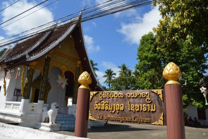 Vat Syrimoungkoun Xaiyaram, Luang Prabang, Laos