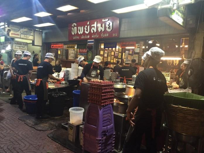 Thip Samai, Bangkok, Thailand