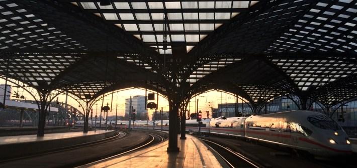 Köln Hauptbahnhof, Germany