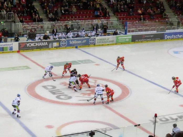DEG hockey, Düsseldorf, Germany