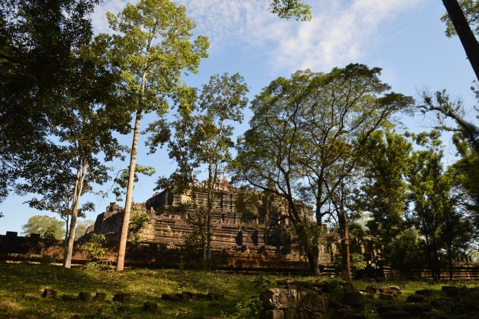 The Baphuon, Angkor Archaeological Park, Cambodia