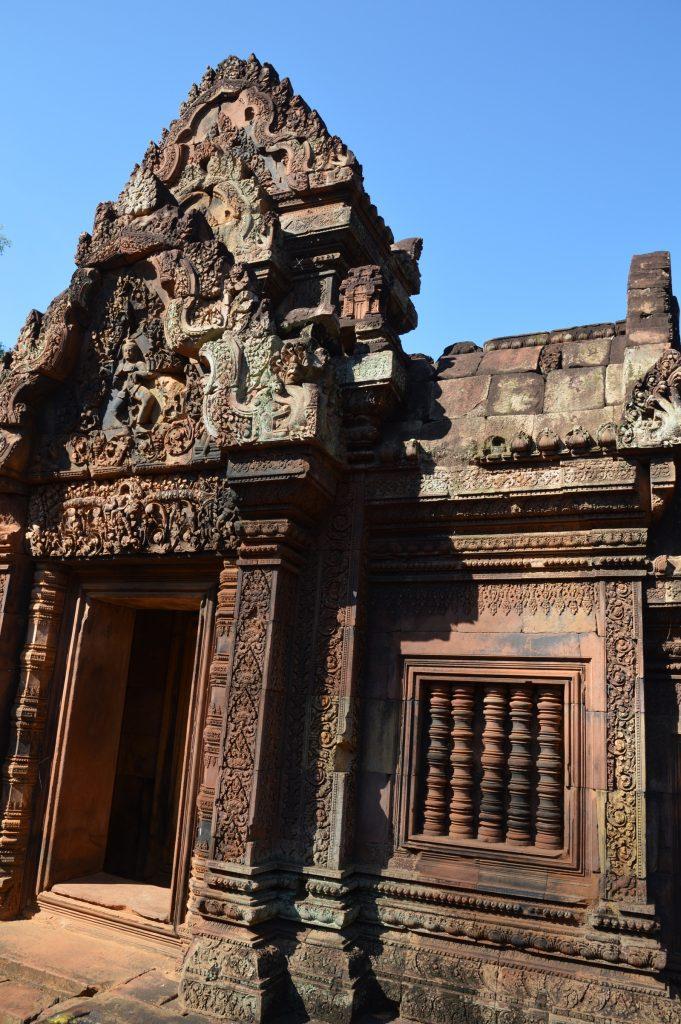 Banteay Srei, Angkor Archaeological Park, Cambodia