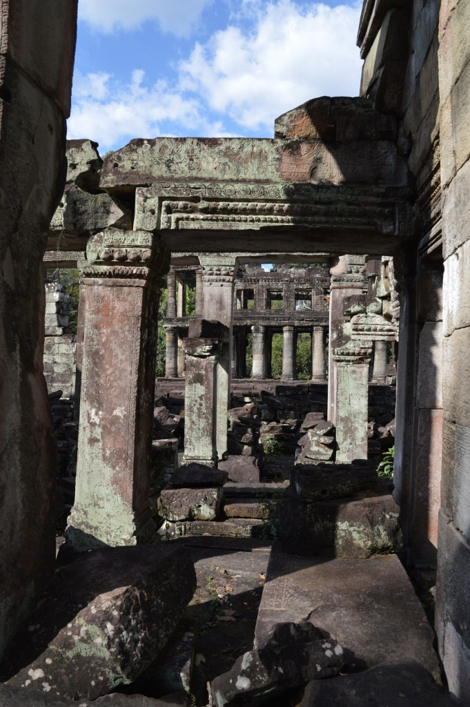 Preah Khan, Angkor Archaeological Park, Cambodia
