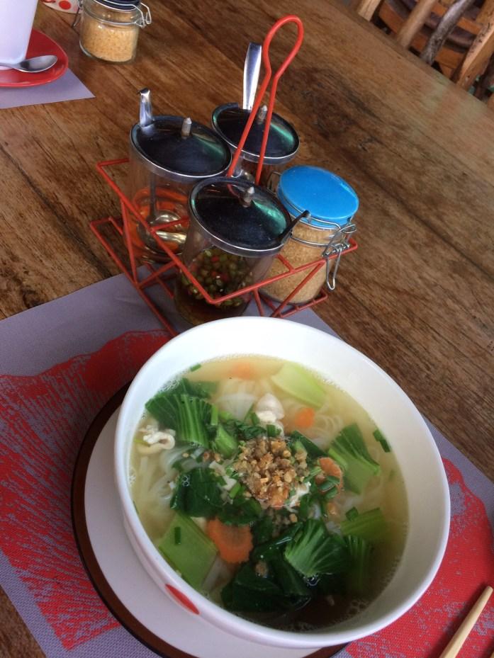 Noodle soup, Chiang Mai, Thailand