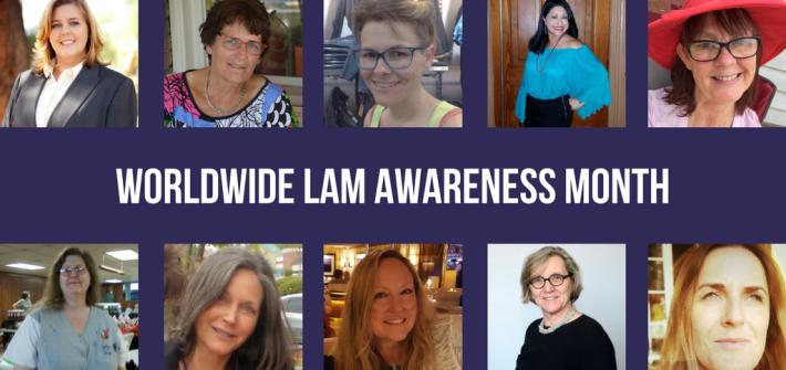 Worldwide LAM Awareness Month