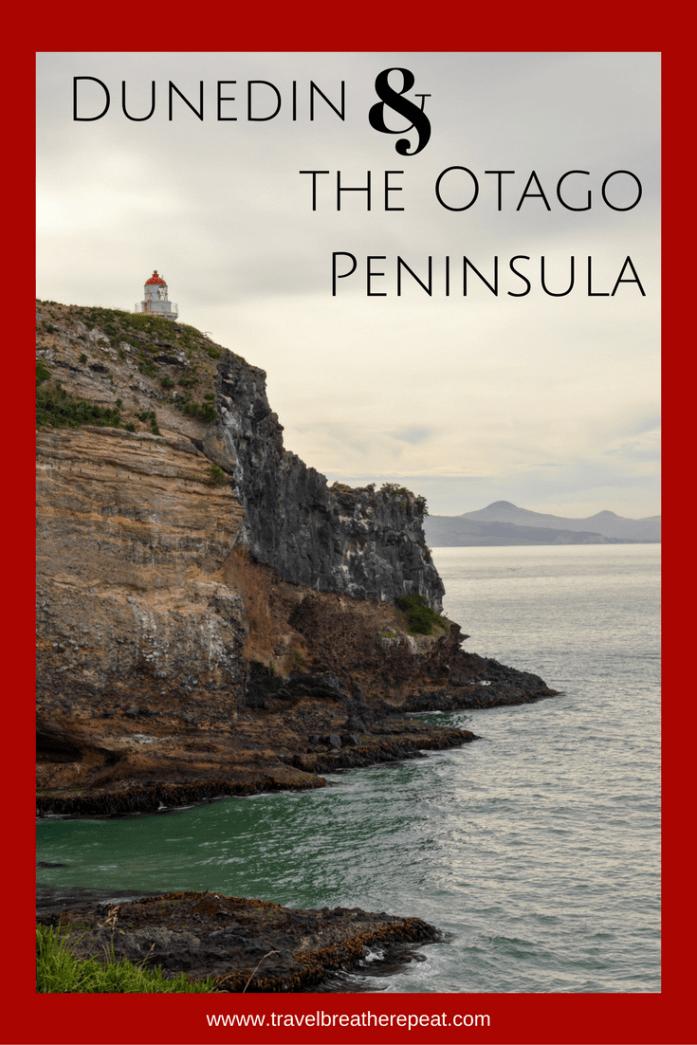Dunedin and the Otago Peninsula, New Zealand