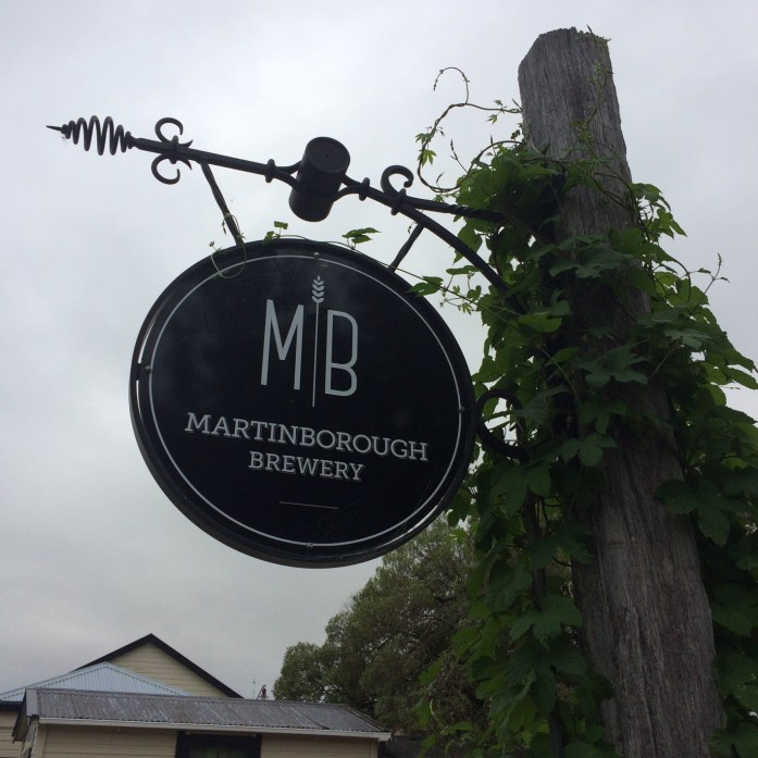 Martinborough Brewery, New Zealand