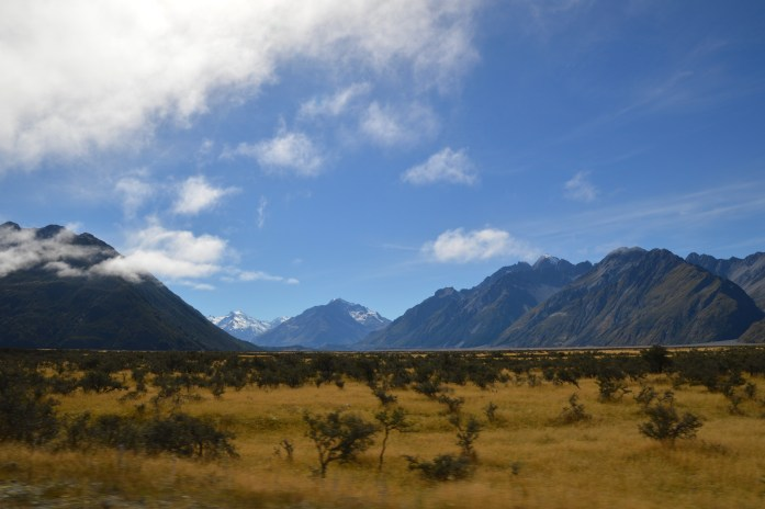 Aoraki/Mount Cook National Park, New Zealand