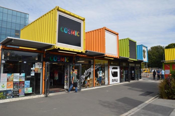 Re:Start Mall, Christchurch, New Zealand
