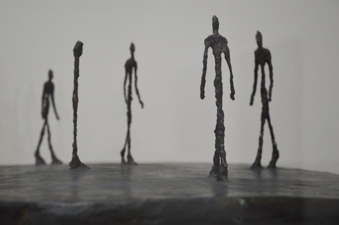 Giacometti, Kunstmuseum, Basel, Switzerland