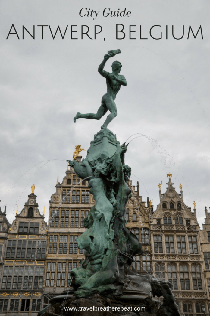 City guide: what to do in Antwerp, Belgium