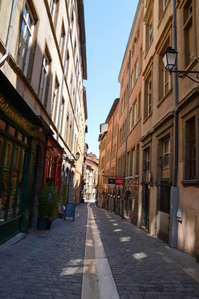 Vieux-Lyon, Lyon, France