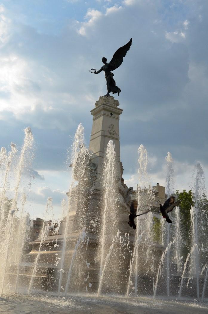 Sadi Carnot Monument, Dijon, France