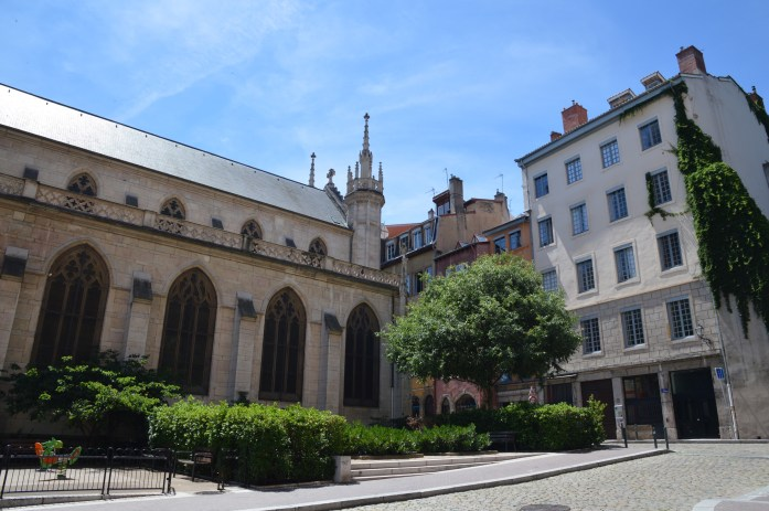 Église Saint Georges, Lyon, France