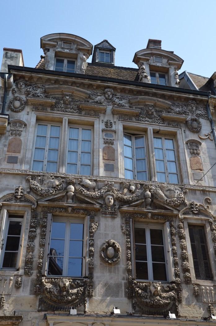 Building, Dijon, France