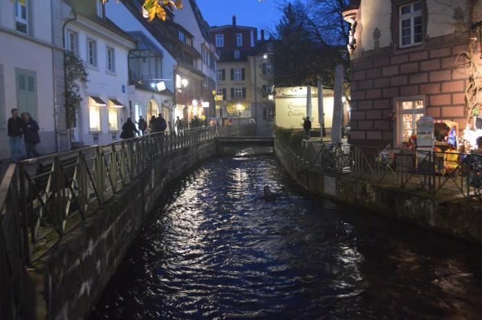 Gewerbekanal, Freiburg, Germany