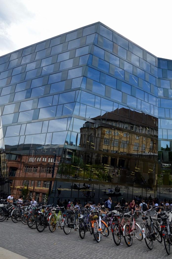 University Library Freiburg, Germany