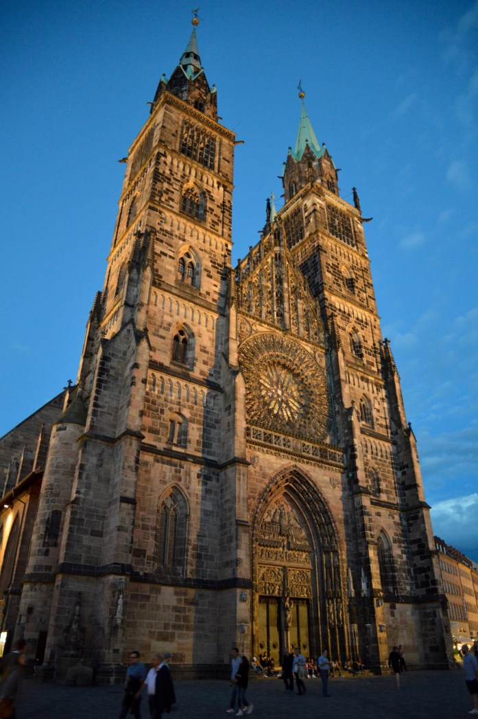 St. Lorenz, Nuremberg, Germany