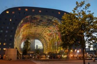 Market Hall, Rotterdam, Netherlands