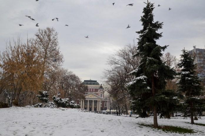 Bulgarian National Theater, Sofia, Bulgaria