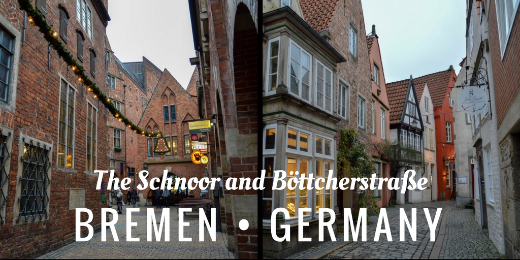 Two Bremen attractions, Germany