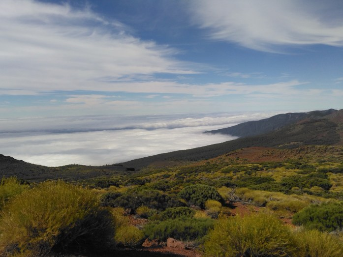 Wheelchair accessible things to do in Tenerife: Mount Teide