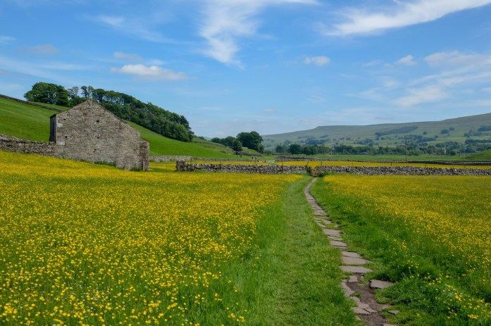 The Yorkshire Dales, UK