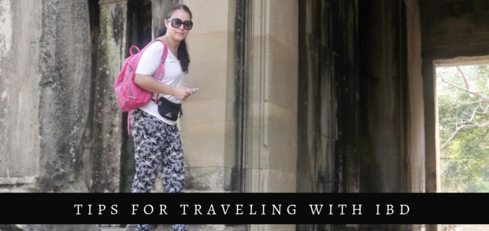 Traveling with IBD