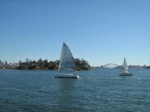 Australia_Sydney_Harbour_yachts