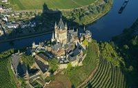 Reichsburg in Cochem an der Mosel