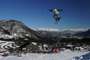 Skijump i Svandalen Rolf S.(1)