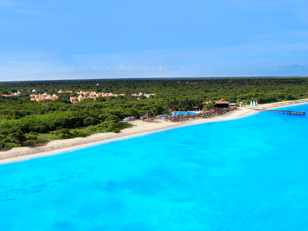 Occidental Grand Cozumel Resort Travel By Bob