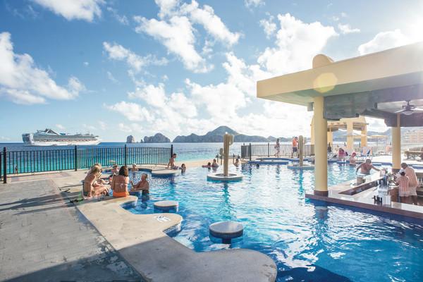 RIU Santa Fe Cabo San Lucas Hotel Travel By Bob
