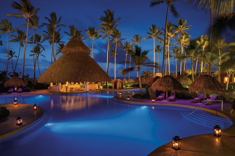 Grand All Maya Riviera Resorts Princess Inclusive Sunset