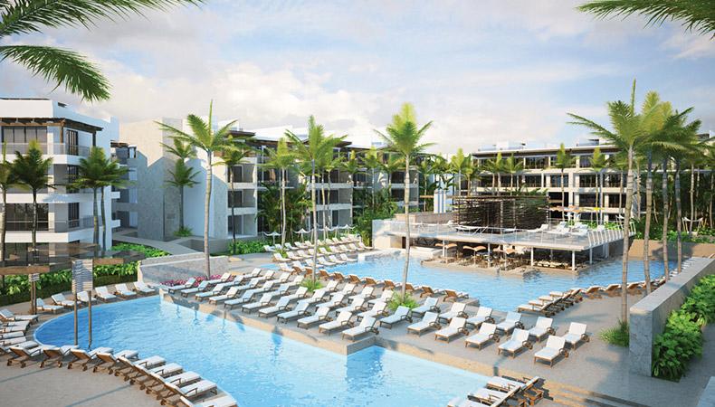 Riviera Maya Resorts Grand Princess All Inclusive Sunset