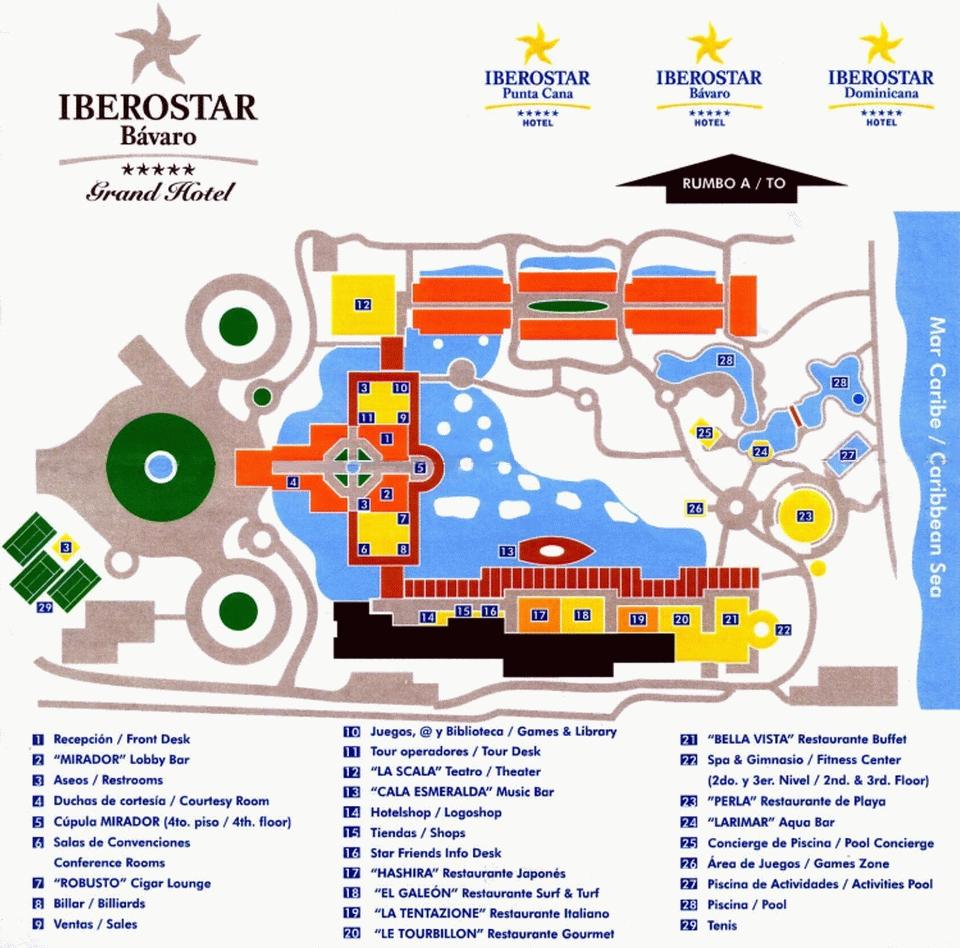 Iberostar Grand Hotel Bavaro Travel By Bob