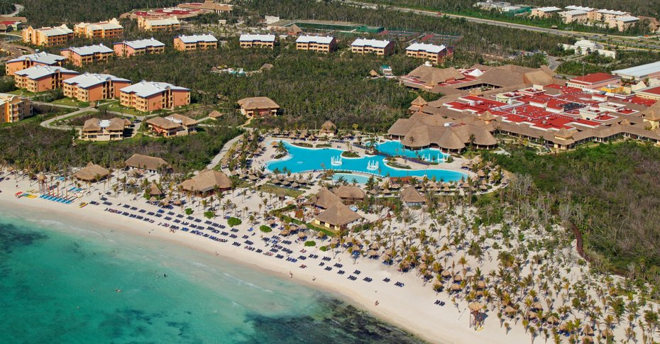 Grand Palladium Riviera Resort Travel By Bob