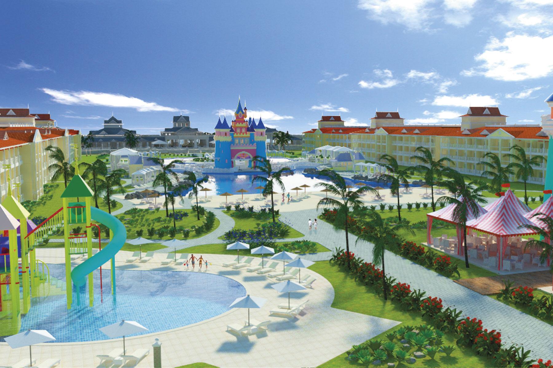 Resorts Grand Sunset Riviera Princess Maya Inclusive All