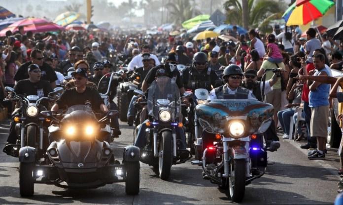 Resultado de imagen de La Semana Internacional de la Moto de Mazatlán