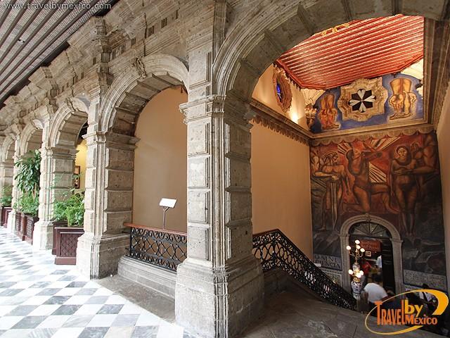 La Casa de los Azulejos Ciudad de Mxico
