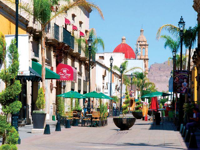 Resultado de imagen para Más calles peatonales para recorrer en Durango